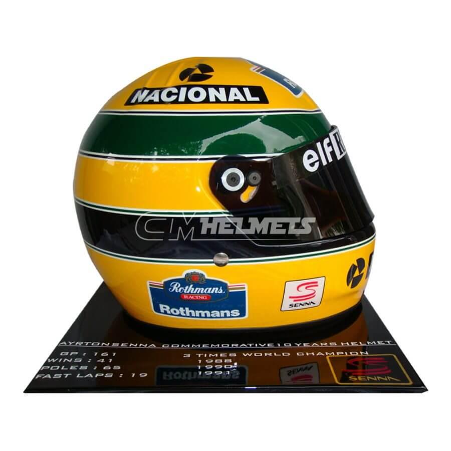 ayrton-senna-1991-20-years-commemorative-f1-replica-helmet-limited-edition
