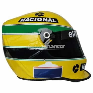 AYRTON SENNA 1994 TESTS F1 REPLICA HELMET FULL SIZE