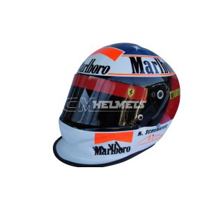 MICHAEL SCHUMACHER 1996 F1 REPLICA HELMET FULL SIZE