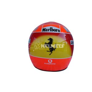 MICHAEL SCHUMACHER 2004 WORLD CHAMPION NEW DESIGN F1 REPLICA HELMET FULL SIZE