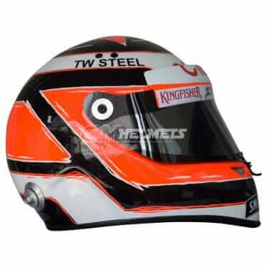 NICO HULKENBERG 2015 F1 REPLICA HELMET FULL SIZE