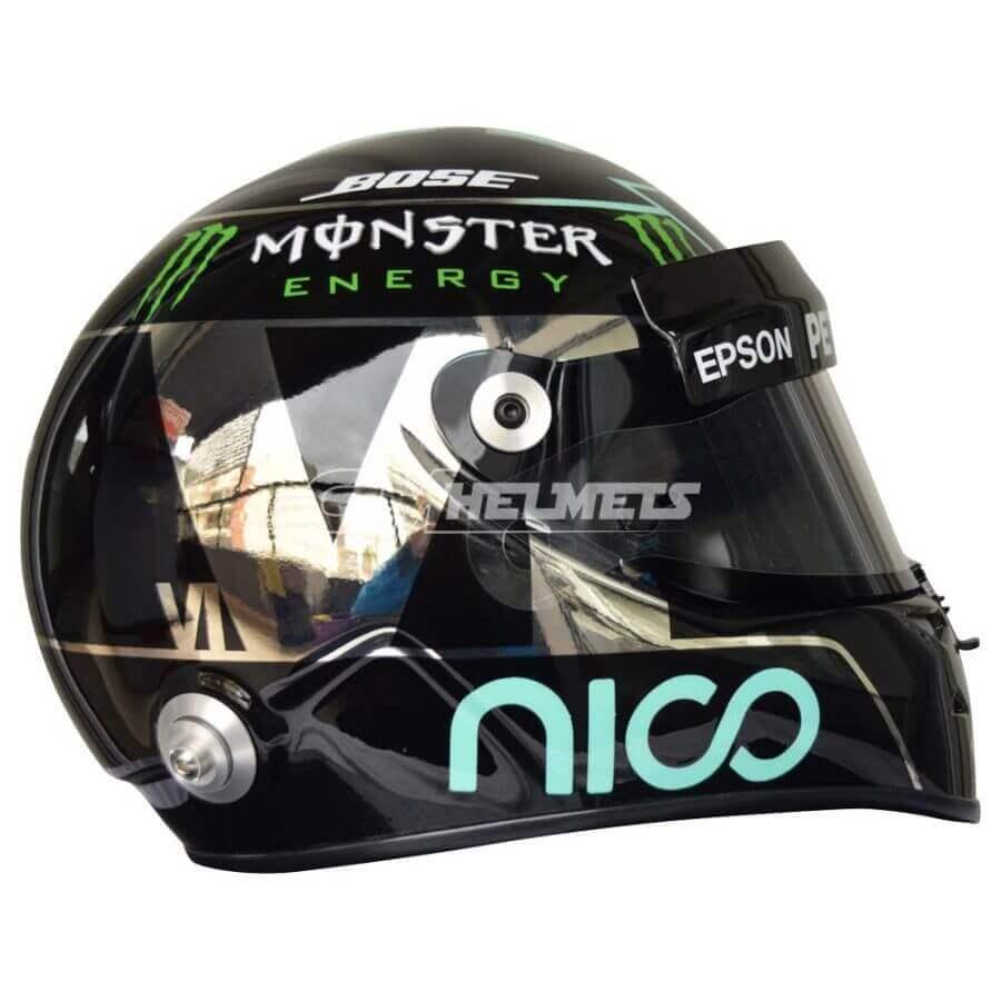 NICO ROSBERG 2016 F1 REPLICA HELMET FULL SIZE