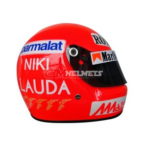 NIKI LAUDA 1977 WORLD CHAMPION F1 REPLICA HELMET FULL SIZE