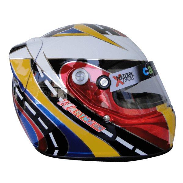 Custom Helmets 23