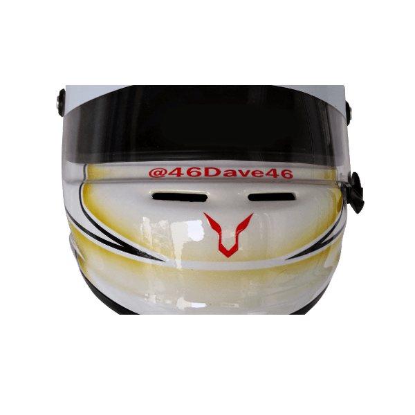 Custom Helmets 61