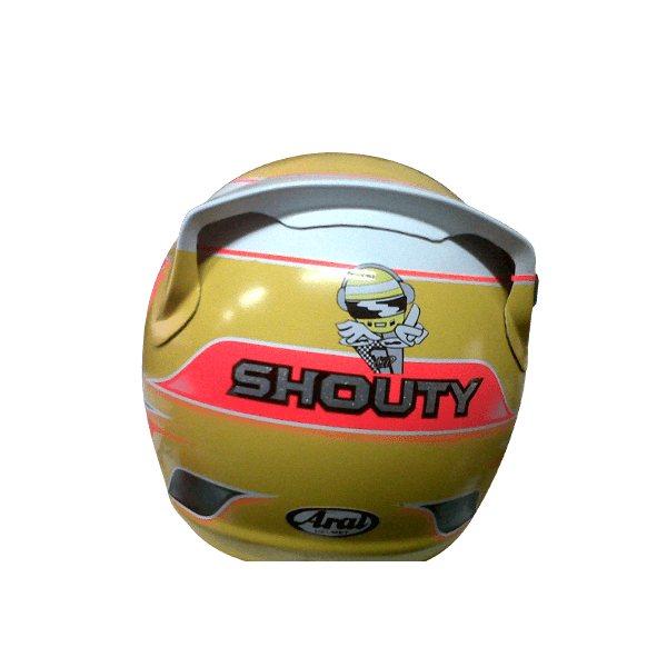 Custom Helmet 71