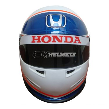 ANTHONY DAVIDSON 2007 F1 REPLICA HELMET FULL SIZE