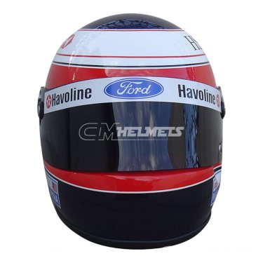 JAN MAGNUSSEN 1997 F1 REPLICA HELMET FULL SIZE