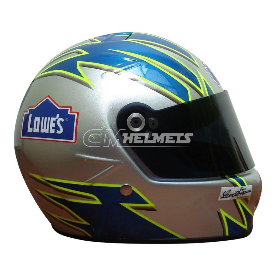 JIMMIE JOHNSON NASCAR REPLICA HELMET