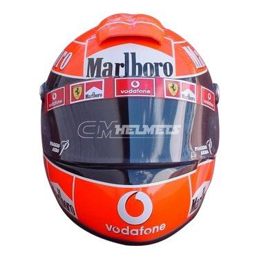 MICHAEL SCHUMACHER 2004 SHANGHAI GP  F1 REPLICA HELMET FULL SIZE