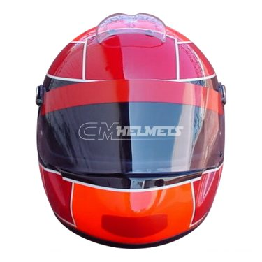 MICHAEL SCHUMACHER 2001 MONZA GP  F1 REPLICA HELMET FULL SIZE