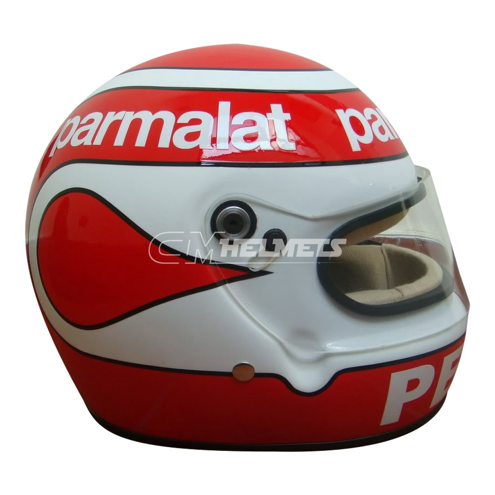 NELSON PIQUET WORLD CHAMPION 1981 F1 REPLICA HELMET FULL SIZE