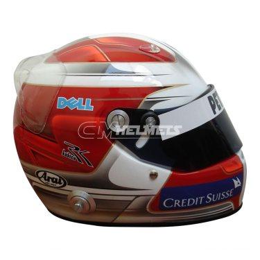 ROBERT KUBICA 2007 MONZA GP F1 REPLICA HELMET FULL SIZE