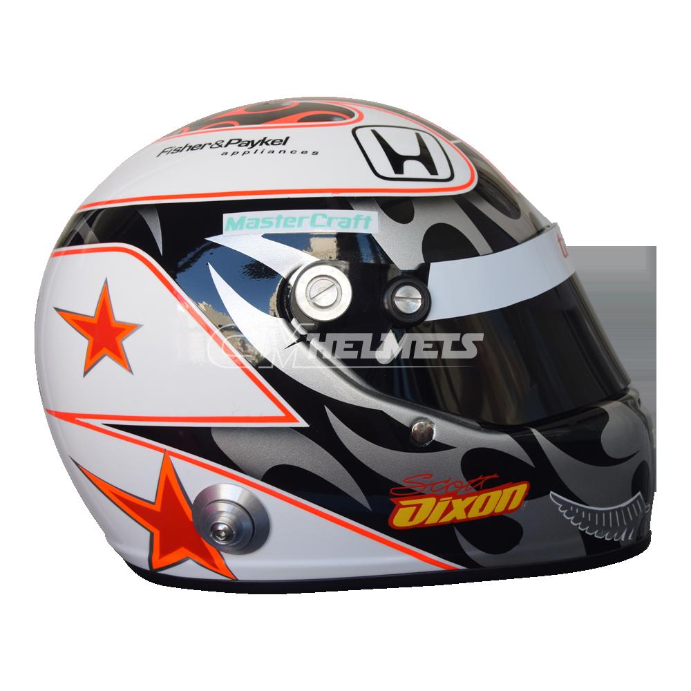 Scott Dixon F1 Replica Helmets Cm Helmets