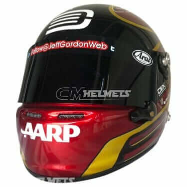 JEFF GORDON 2015 NASCAR RACING REPLICA HELMET