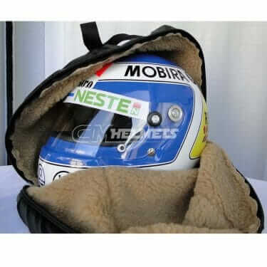 DELUXE TRAVEL HELMET BAG