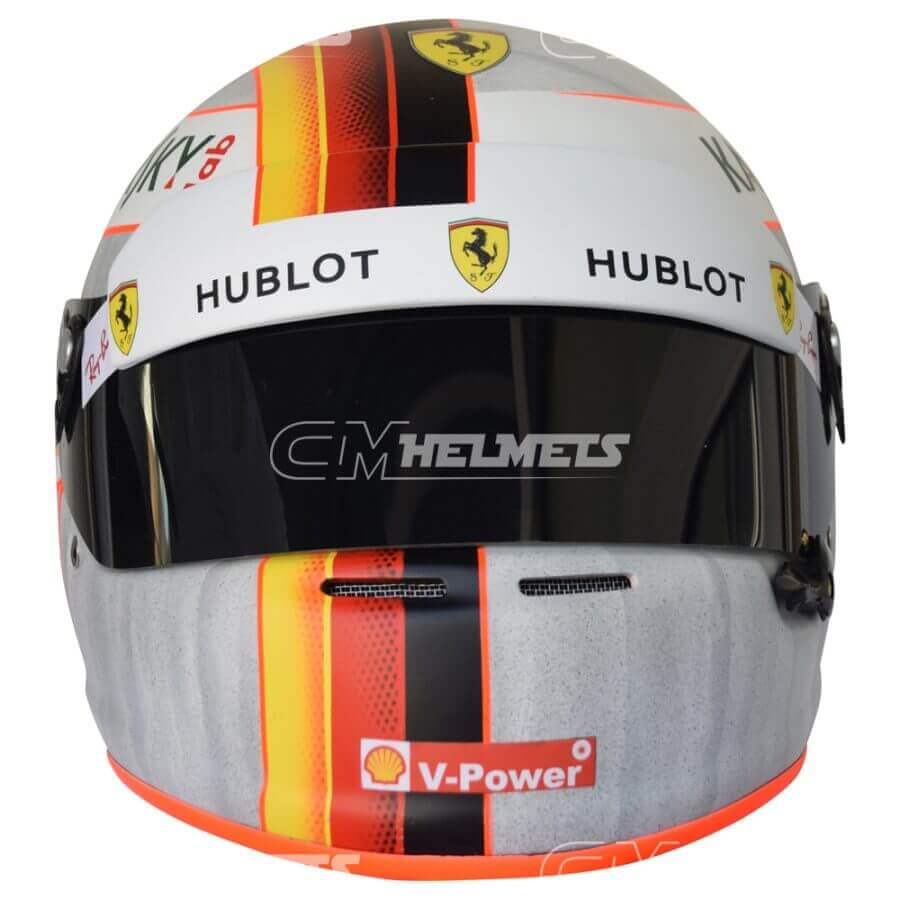 Sebastian-Vettel-2018-Austrian-and-Silverstone- GP-F1-Replica-Helmet-Full-Size-be1
