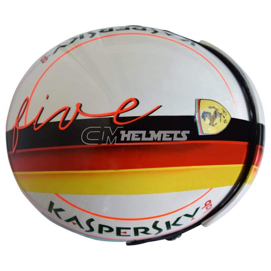 Sebastian-Vettel-2018-Barcelona-Canada- Azerbaijan-GP-F1-Replica-Helmet-Full-Size-be10