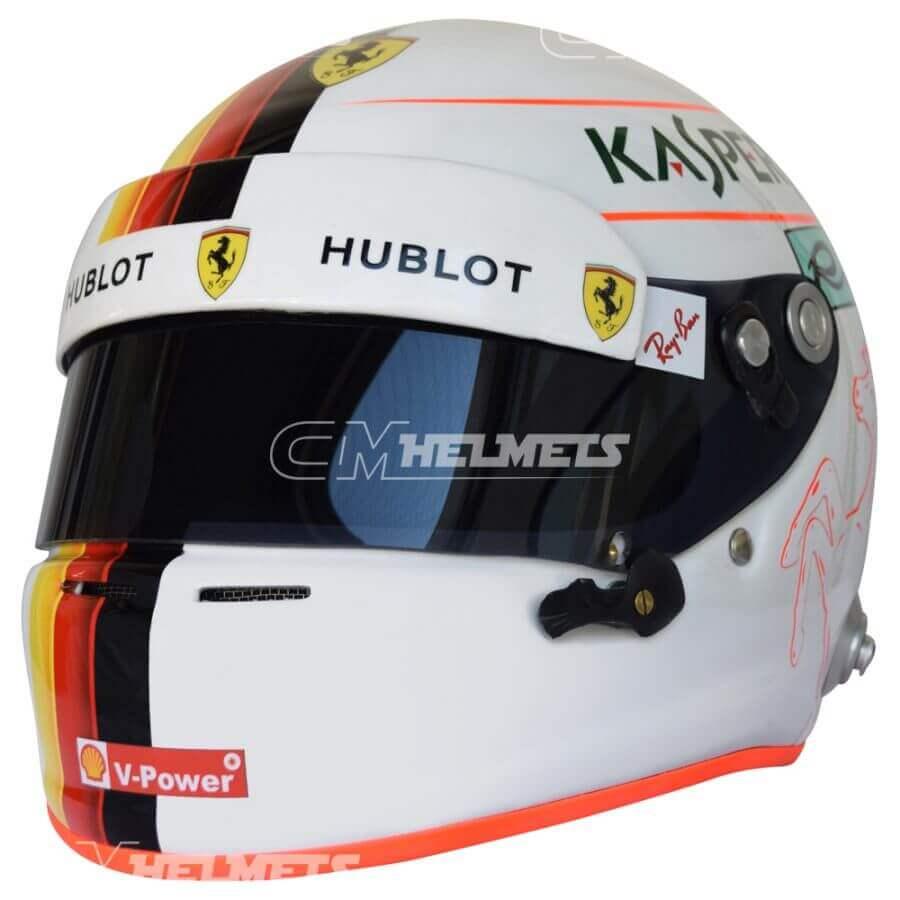 Sebastian-Vettel-2018-Barcelona-Canada- Azerbaijan-GP-F1-Replica-Helmet-Full-Size-be2