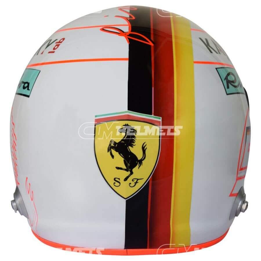 Sebastian-Vettel-2018-Barcelona-Canada- Azerbaijan-GP-F1-Replica-Helmet-Full-Size-be6