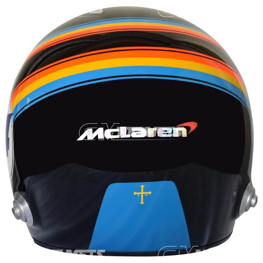 Fernando-Alonso-2017-USA-GP-F1-Replica- Helmet-Full Size-be5