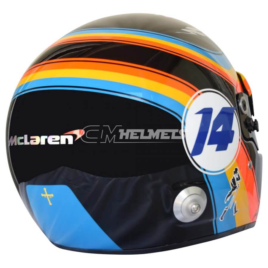Fernando-Alonso-2017-USA-GP-F1-Replica- Helmet-Full Size-be6