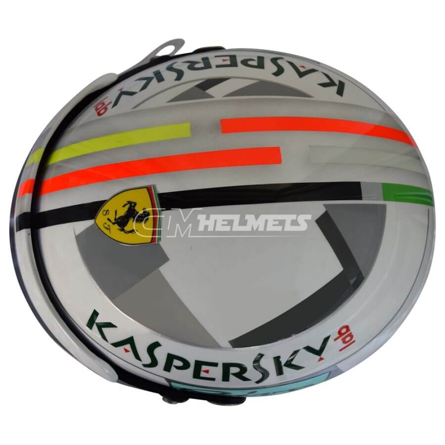 Sebastian-Vettel-2018-Italian-Monza-GP-F1- Replica-Helmet-Full-Size-be10
