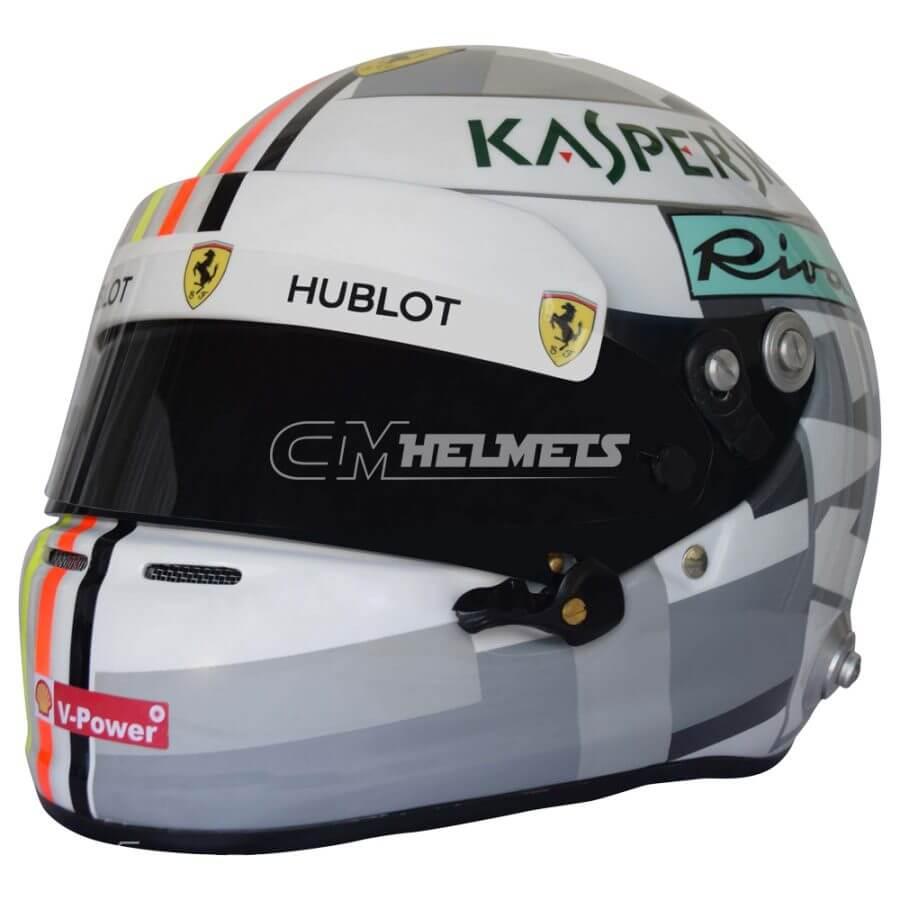 Sebastian-Vettel-2018-Italian-Monza-GP-F1- Replica-Helmet-Full-Size-be2