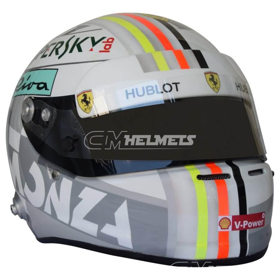 Sebastian-Vettel-2018-Italian-Monza-GP-F1- Replica-Helmet-Full-Size-be5