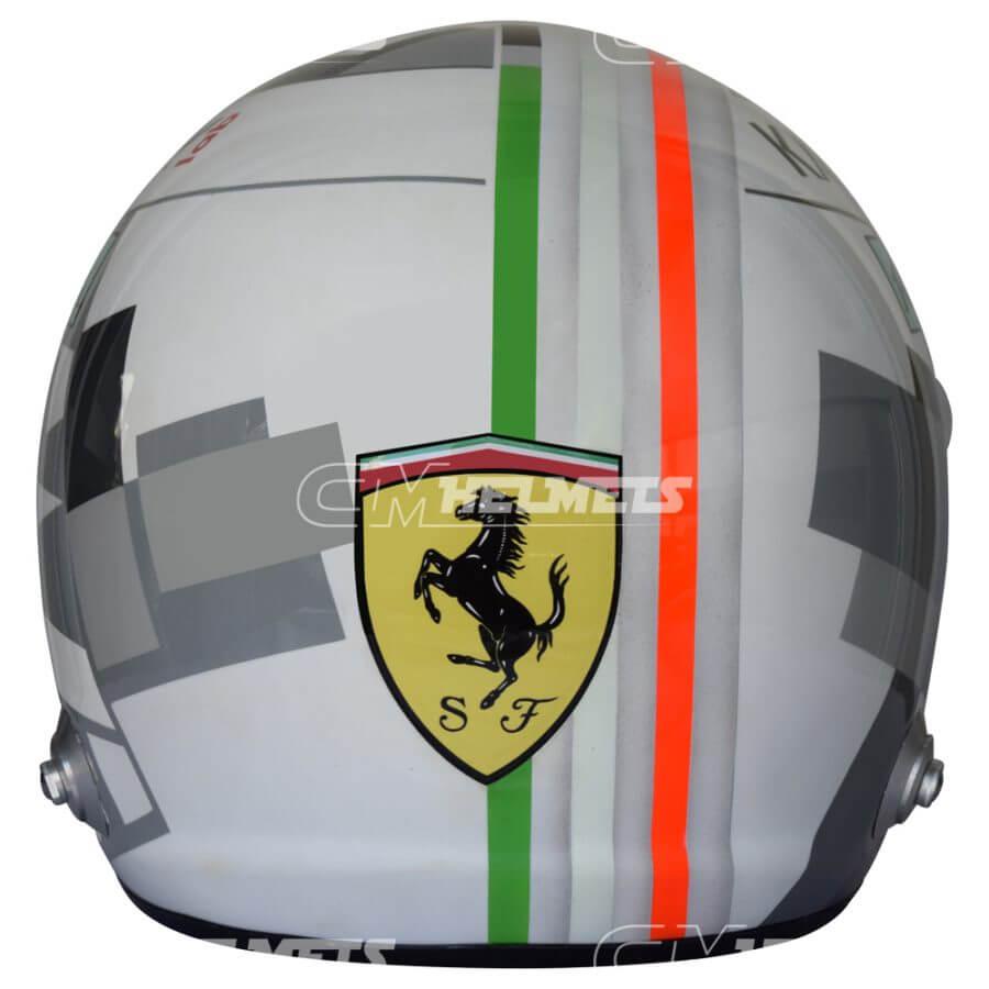 Sebastian-Vettel-2018-Italian-Monza-GP-F1- Replica-Helmet-Full-Size-be8