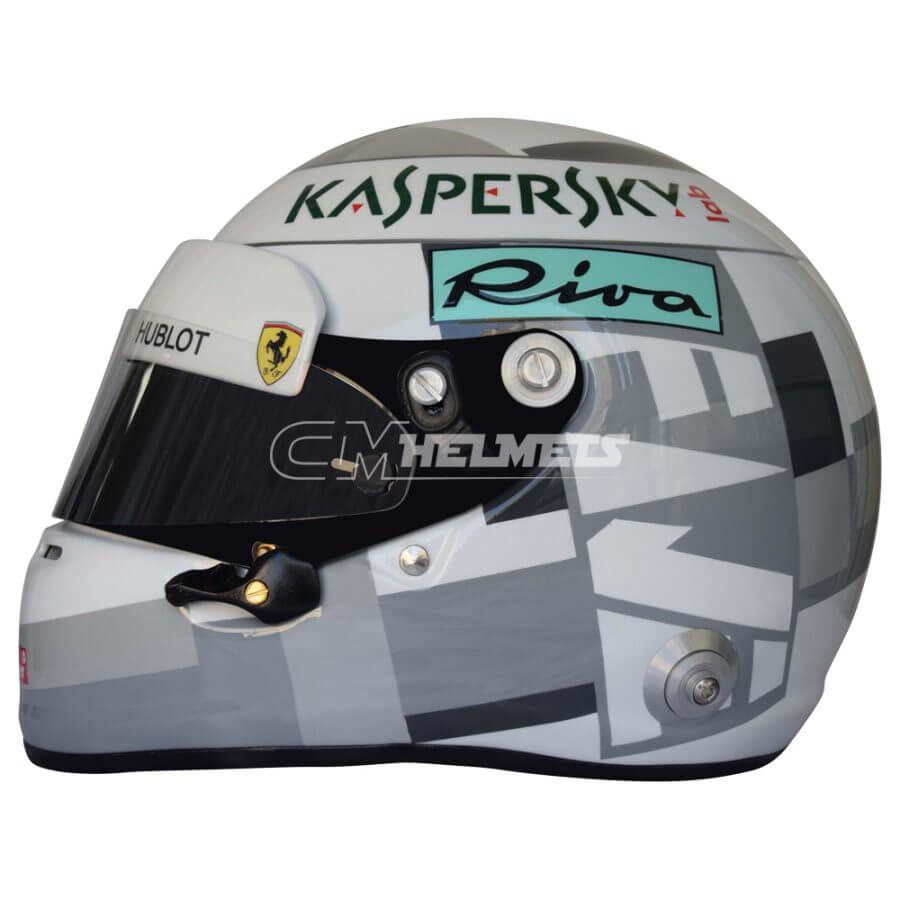 Sebastian-Vettel-2018-Italian-Monza-GP-F1- Replica-Helmet-Full-Size-be9