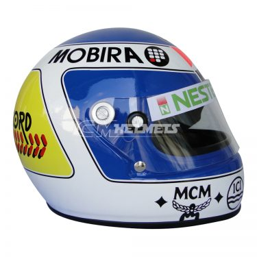 KEKE ROSBERG 1982 WORLD CHAMPION F1 REPLICA HELMET FULL SIZE