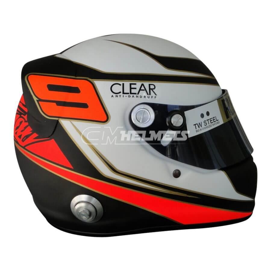 KIMI RAIKKONEN 2012 F1 REPLICA HELMET FULL SIZE