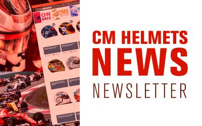 CM Helmets Newsletter