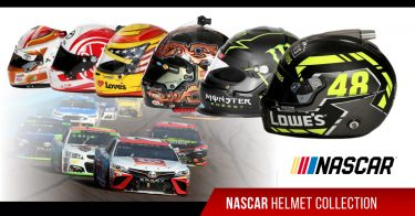 Nascar full scale Helmets