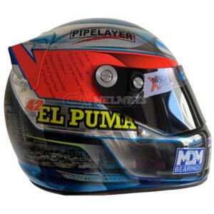 KIMI RAIKKONEN 2004 MONACO GP – CUSTOM 4