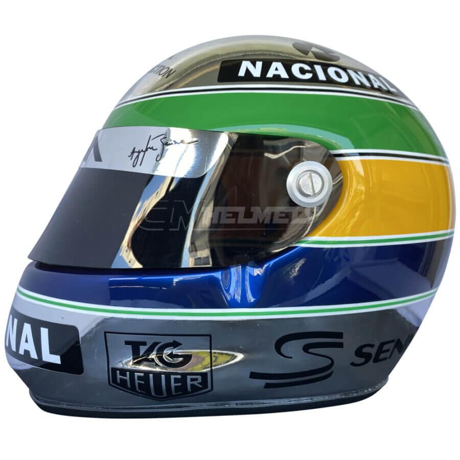 ayrton-senna-chromed-helmet-f1-replica-helmet-full-size-be1