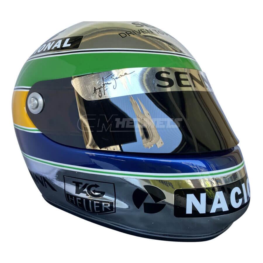 ayrton-senna-chromed-helmet-f1-replica-helmet-full-size-be4