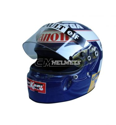ALAIN PROST 1993 WORLD CHAMPION F1 REPLICA HELMET FULL SIZE