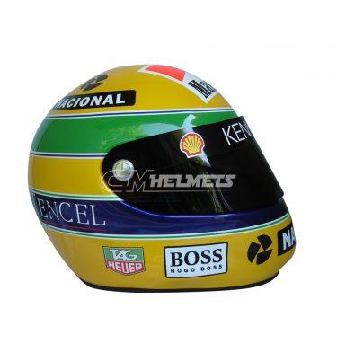 AYRTON SENNA 1993 F1 REPLICA HELMET FULL SIZE