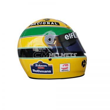 AYRTON SENNA 1994 F1 REPLICA HELMET FULL SIZE