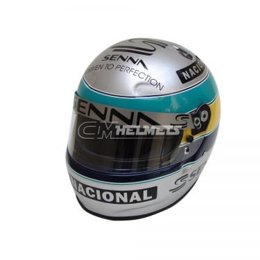 AYRTON-SENNA-1994-PLATINUM-EDITION-COMMEMORATIVE-F1-HELMET-2