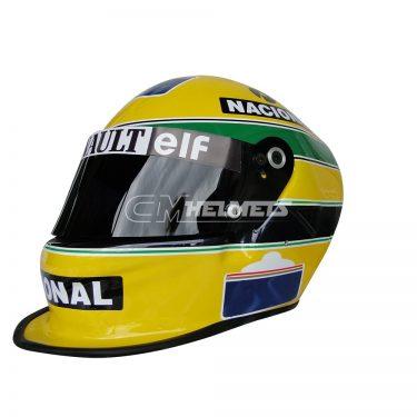 AYRTON SENNA 1994 TESTS F1 REPLICA HELMET FULL SIZE