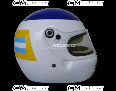 Elio De Angelis 1984 F1 Simpson Bandit F1 Replica Helmet