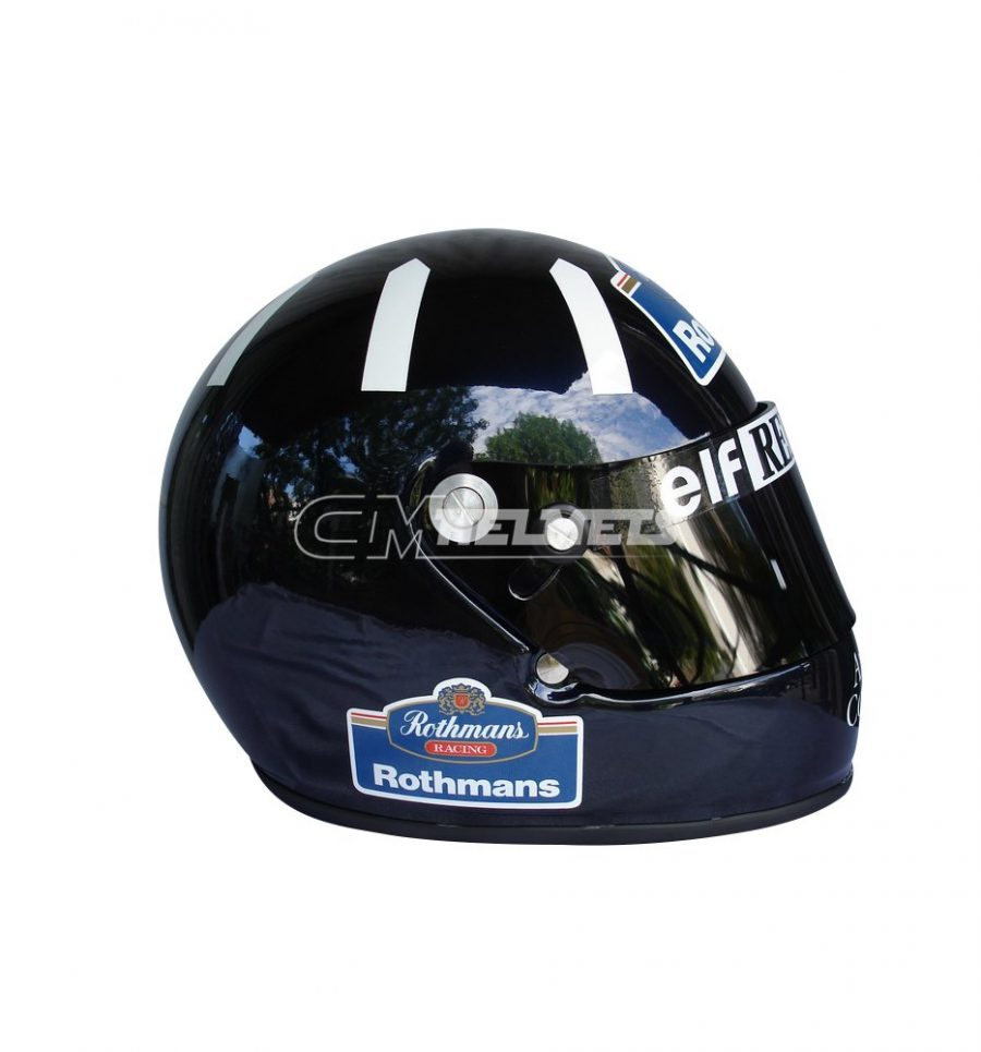 DAMON HILL 1996 F1 REPLICA HELMET FULL SIZE