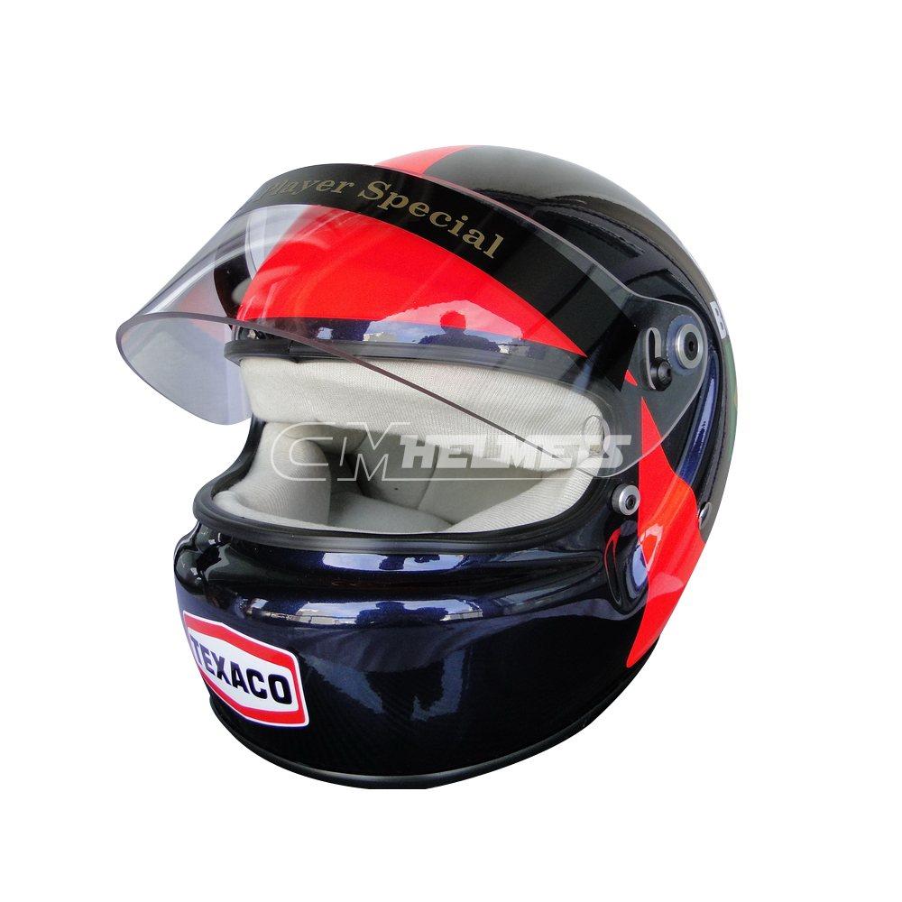 Emerson Fittipaldi 1973 F1 Replica Helmet Full Size Cm