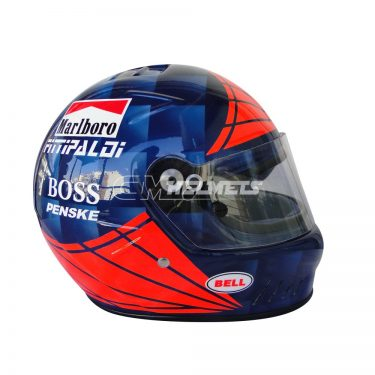 EMERSON FITTIPALDI 1993 F1 REPLICA HELMET FULL SIZE