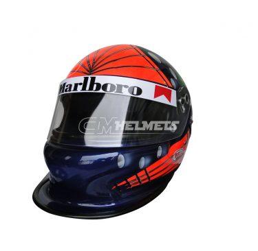 EMERSON FITTIPALDI 1996 F1 REPLICA HELMET FULL SIZE