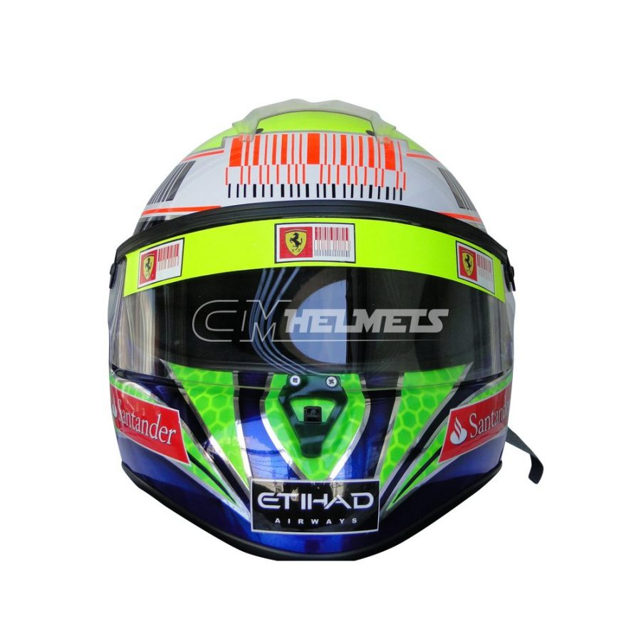 FELIPE-MASSA-2011-CHROMED-EDITION-F1-REPLICA-HELMET-FULL-SIZE-2