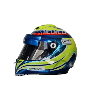 FELIPE MASSA 2016 F1 REPLICA HELMET FULL SIZE